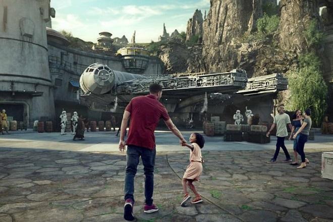 Πιο δύσκολο και από το να «μπείς» στο MIT το να βρεις εισιτήριο για το Star Wars: Galaxy's Edge της Disneyland
