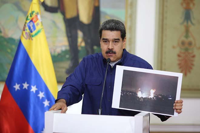 Διορία 72 ωρών από τον Μαδούρο σε Αμερικανούς διπλωμάτες να εγκαταλείψουν τη Βενεζουέλα