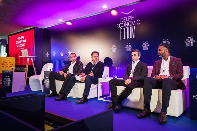 Digital Disruption Sessions II: Ανατρεπτικές σκέψεις και απόψεις για τις εξελίξεις σε τεχνολογία και επικοινωνία