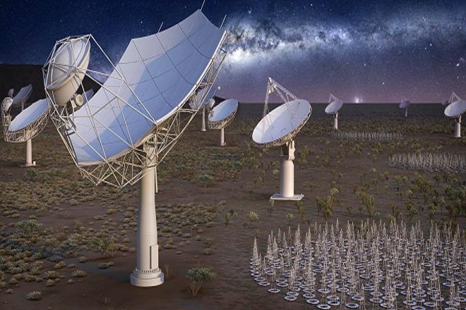 Ραδιοτηλεσκόπιο SKA