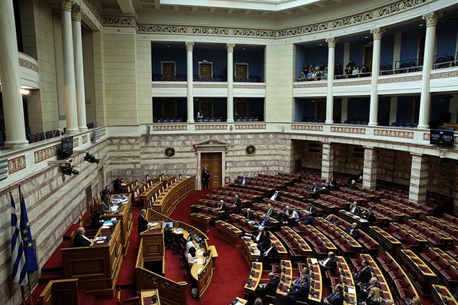 Ψηφίστηκε επί της αρχής το νομοσχέδιο για την Ελληνική Αναπτυξιακή Τράπεζα