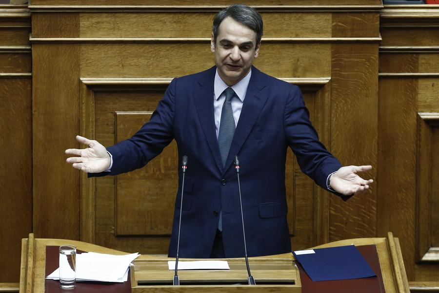 Μητσοτάκης για Συνταγματική Αναθεώρηση: Η επόμενη βουλή θα καθορίσει το περιεχόμενο των άρθρων
