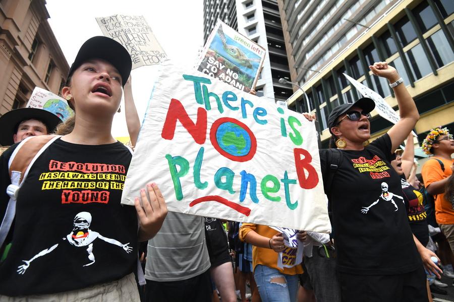 Σήμερα η παγκόσμια μαθητική κινητοποίηση για το κλίμα με τη συμμετοχή της Ελλάδας