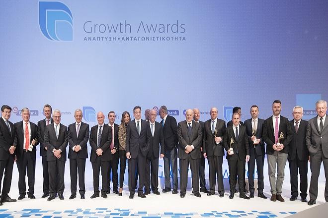 Πού αποδίδουν την επιτυχία τους επτά κορυφαίοι Έλληνες επιχειρηματίες- Τιμητική διάκριση στον Νικόλαο Καραμούζη