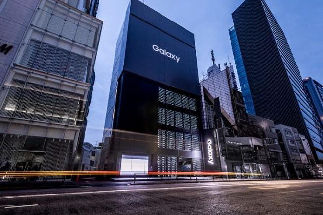 Ανακαλύψτε το νέο κατάστημα της Samsung στο Τόκιο με τα χίλια Galaxy στην πρόσοψή του (Φωτογραφίες- Βίντεο)