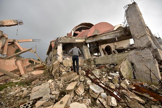 Η Συρία μετά από οκτώ χρόνια πολέμου – Ο εφιάλτης σε αριθμούς