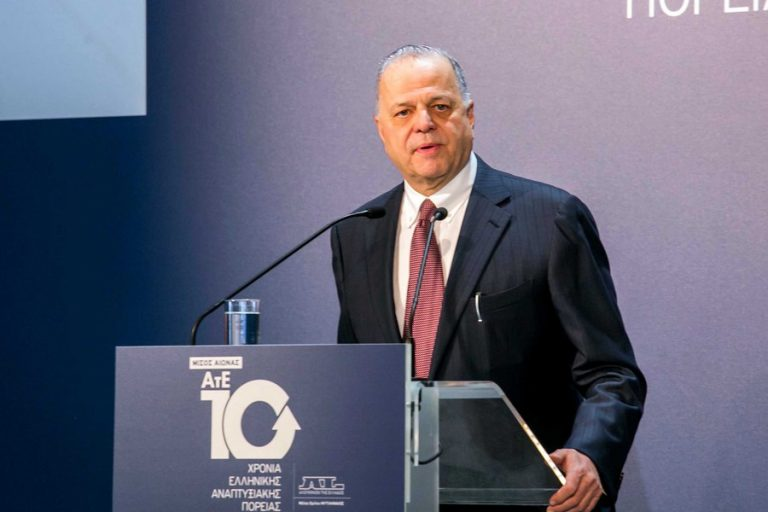 Ενιαία βιομηχανική πολιτική ζητάει ο Ευάγγελος Μυτιληναίος (βίντεο)