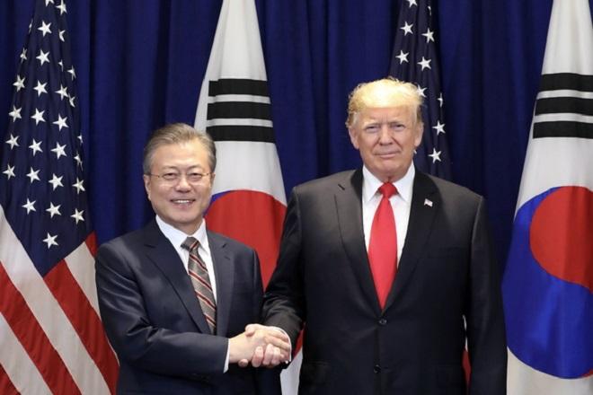 Συνάντηση Τραμπ- Μουν Τζε-ιν στις 11 Απριλίου