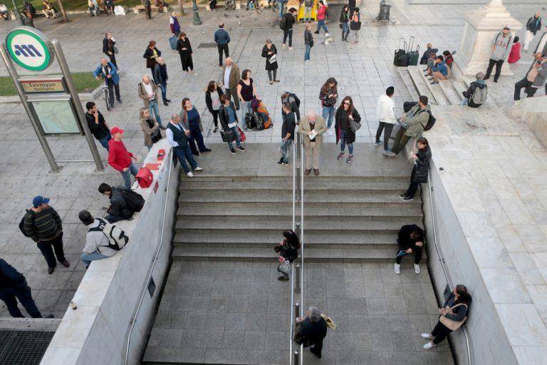 Παρέμβαση της ΝΔ για την κατάσταση που επικρατεί στο μετρό της Αθήνας