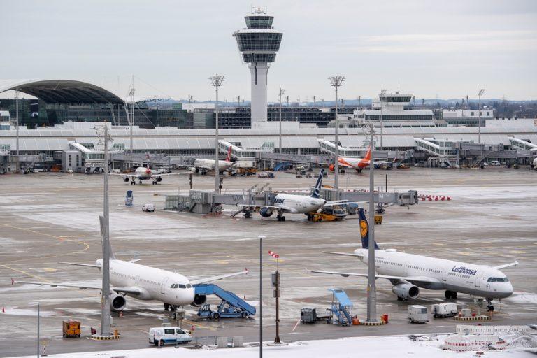 «Βουτιά» της παγκόσμιας αεροπορικής κίνησης λόγω κορωνοϊού