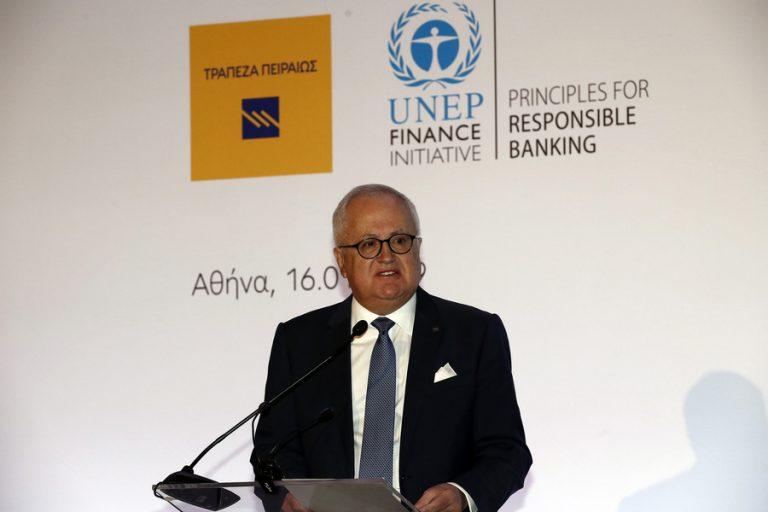 Νέος πρόεδρος της Ελληνικής Ένωσης Τραπεζών ο Γεώργιος Χαντζηνικολάου