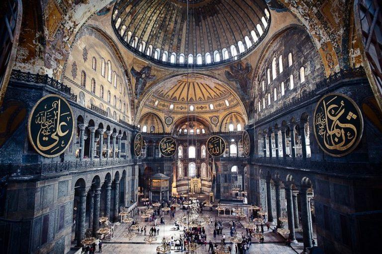 Τουρκικά ΜΜΕ : Η Αγιά Σοφιά θα γίνει τζαμί – Ύβρεις και προκλήσεις κατά Ιερώνυμου και Βαρθολομαίου