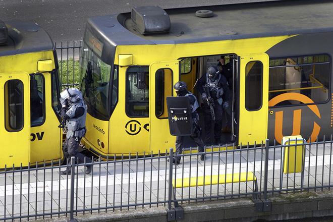 Συνελήφθη ακόμη ένας για την επίθεση σε τραμ στην Ουτρέχτη