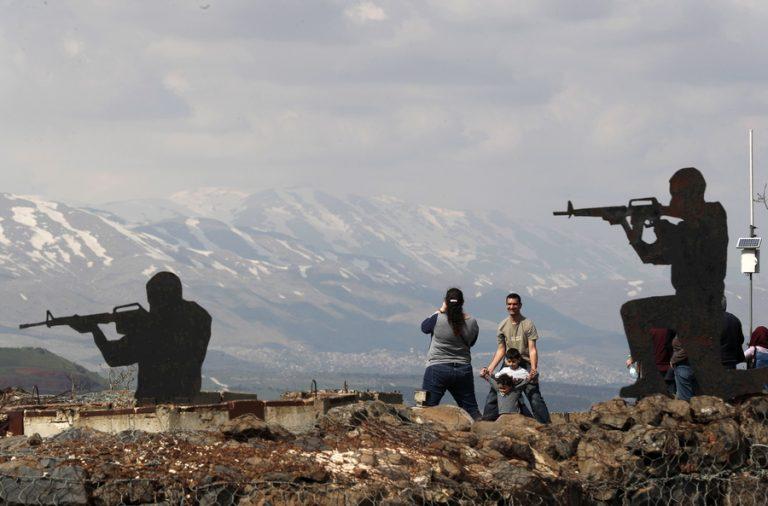 Δεν αναγνωρίζουν κυριαρχία του Ισραήλ στα Υψίπεδα του Γκολάν τα ευρωπαϊκά μέλη του Συμβουλίου Ασφαλείας του ΟΗΕ