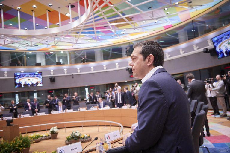 Τσίπρας στη Σύνοδο Κορυφής: Στο Brexit βλέπουμε ότι υπάρχουν δύο πρόσωπα της Ευρώπης