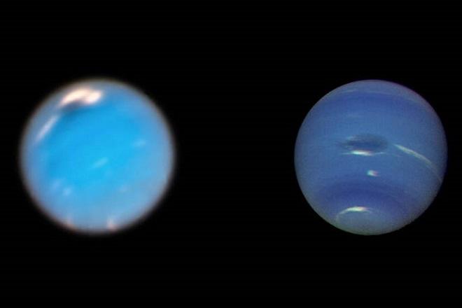 Έτσι γεννιέται μια «Μεγάλη Σκοτεινή Κηλίδα» στον Ποσειδώνα: Tι είδε το τηλεσκόπιο Hubble της NASA