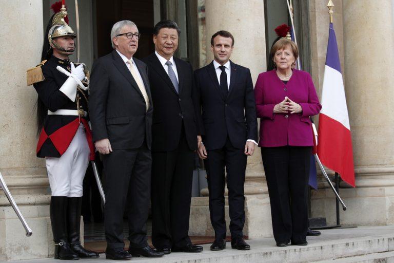 Τι θα πουν οι «δυνατοί» της Ευρώπης στον Κινέζο πρόεδρο