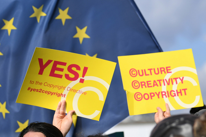 Άνοιξε ο ασκός του Αιόλου στο διαδίκτυο: Πέρασε από την ευρωβουλή η μεταρρύθμιση των πνευματικών δικαιωμάτων