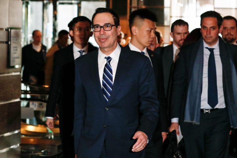 Αμερικανικές πηγές: ΗΠΑ και Κίνα ετοιμάζονται να βάλουν τέλος στον εμπορικό πόλεμο
