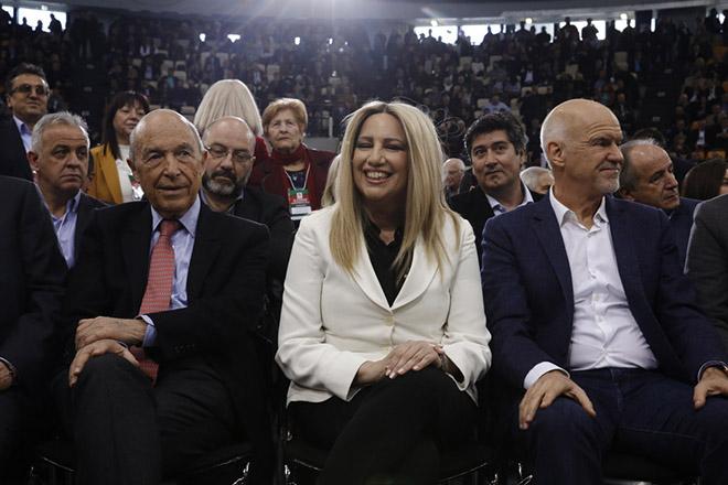 Κ. Σημίτης: Ο ΣΥΡΙΖΑ δίδαξε τον αριβισμό για χάρη της εξουσίας