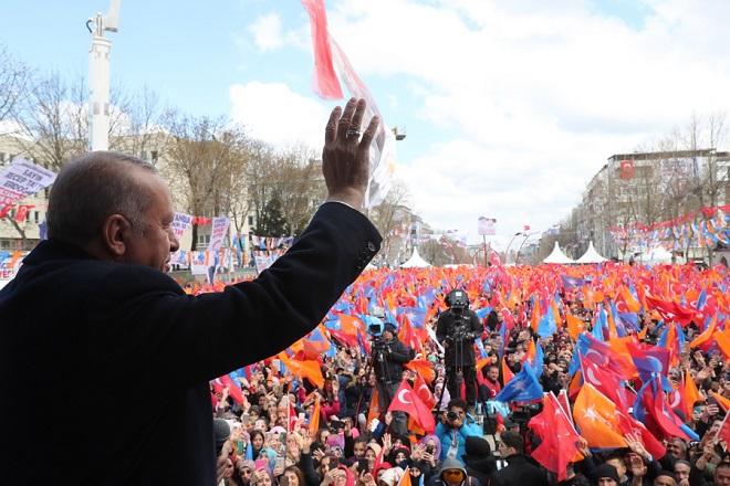 Τουρκία: Στις κάλπες προσέρχονται 57 εκατομμύρια ψηφοφόροι για τις δημοτικές εκλογές- Κρίσιμο το αποτέλεσμα για τον Ερντογάν