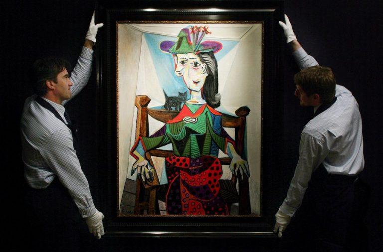 Ο «Ολλανδός Ιντιάνα Τζόουνς των έργων τέχνης» ανακάλυψε έναν σπάνιο κλεμμένο Πικάσο
