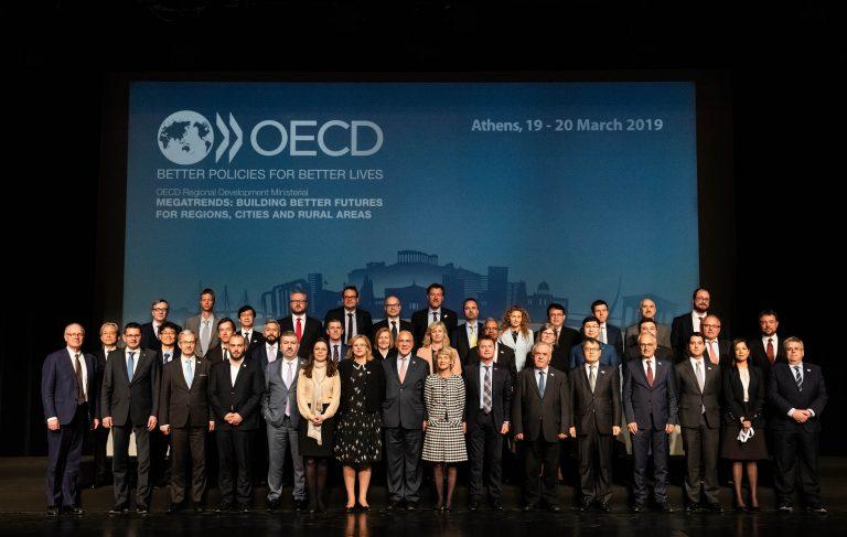 ΟΟΣΑ: Η παγκοσμιοποίηση δεν έχει βοηθήσει όλους το ίδιο