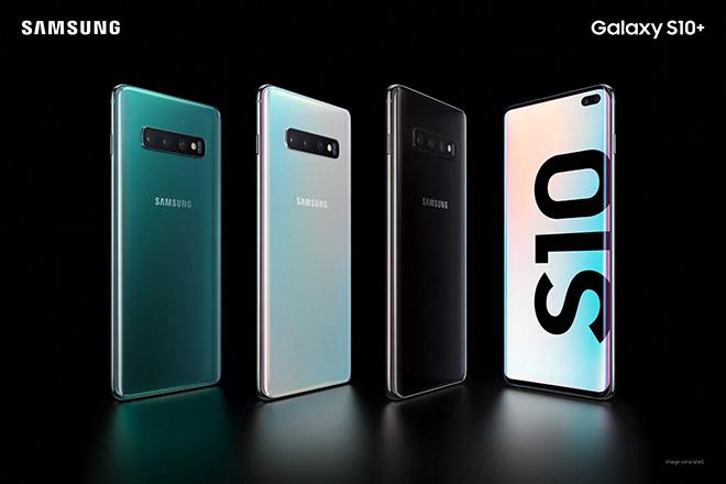 Samsung Galaxy S10: Υψηλή επίδοση για υψηλή απόδοση