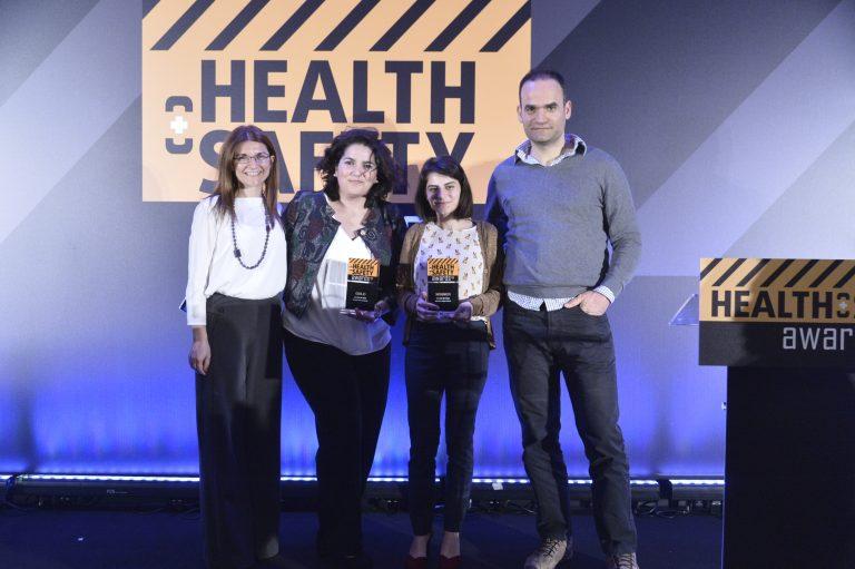 Coca-Cola Τρία Έψιλον: Διπλή διάκριση στον τομέα Υγείας και Ασφάλειας των εργαζομένων