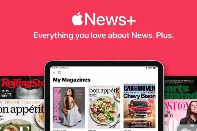 Apple News+: Τα κορυφαία περιοδικά του κόσμου στο κινητό σου (Βίντεο)