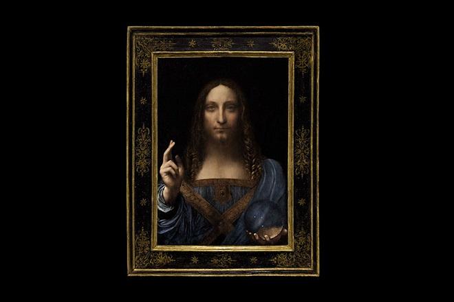 «Εξαφανίστηκε» από το Λούβρο του Άμπου Ντάμπι ο πίνακας Salvator Mundi του Λεονάρντο Ντα Βίντσι
