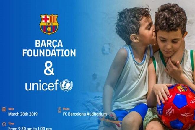 Γήπεδα ονείρων από την Μπαρτσελόνα για τα προσφυγόπουλα της Λέσβου (βίντεο)