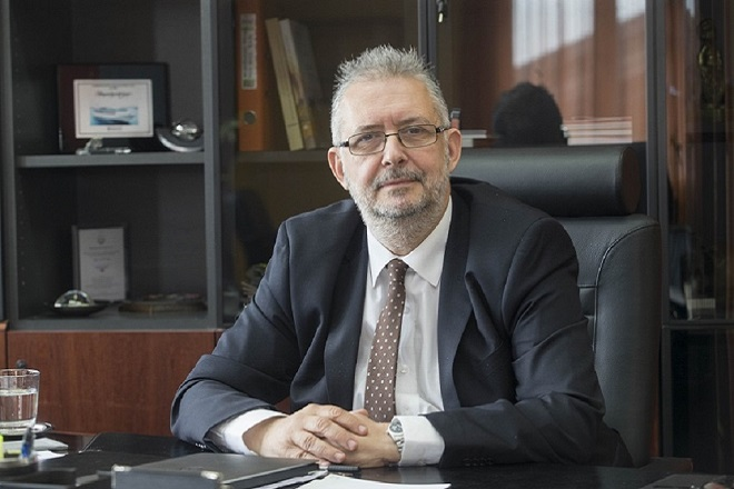 Port Professional of the Month για τον Απρίλιο ο πρόεδρος της ΟΛΘ, Σωτήρης Θεοφάνης