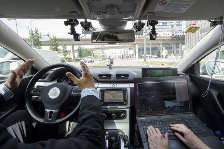 Πώς θα μοιάζει μια πόλη με αυτοκίνητα χωρίς οδηγούς;