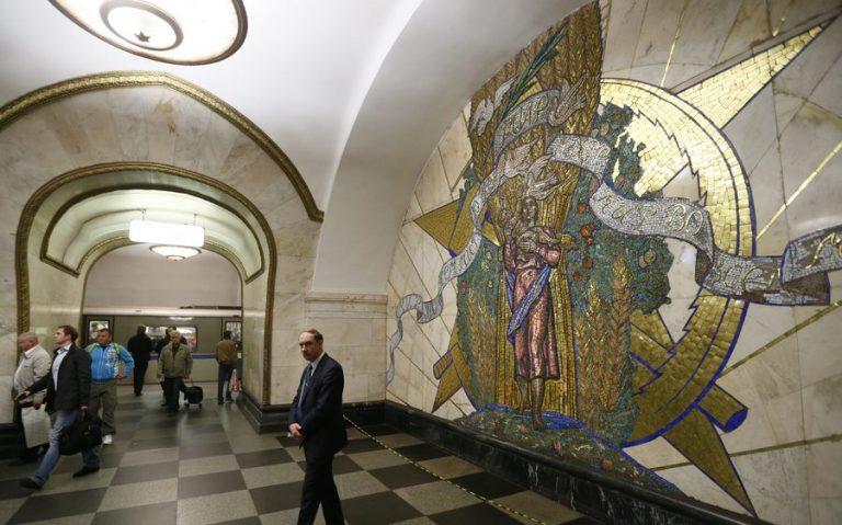 Δύο νεκροί από πυροβολισμούς σε σταθμό μετρό της Μόσχας
