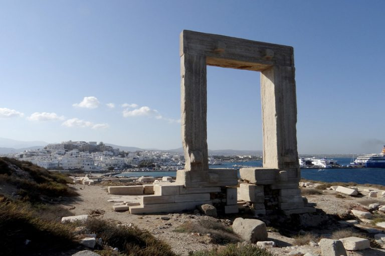 Στην πλατφόρμα Google Arts & Culture ο Ναός του Απόλλωνα στη Νάξο