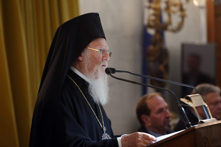 Το Πασχάλιο μήνυμα του Οικουμενικού Πατριάρχη κ.κ. Βαρθολομαίου
