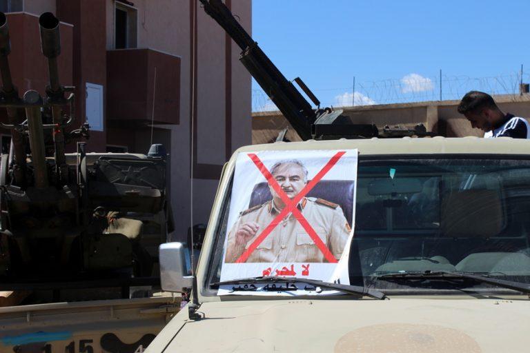 ΟΗΕ: Ανησυχία για την κλιμάκωση της βίας στη Λιβύη – Στους 8.000 οι εκτοπισμένοι από την Τρίπολη