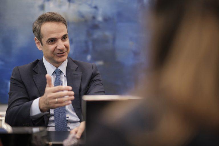 Μητσοτάκης στη Σύνοδο Κορυφής: Η Ελλάδα συμμετέχει ενεργά στη διαμόρφωση λύσεων