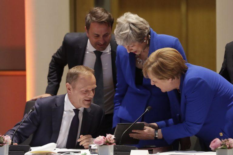 Οι 27 ζητούν διασφαλίσεις από την Μέι ότι δεν θα υπονομευθεί η λειτουργία της ΕΕ σε μια παράταση του Brexit