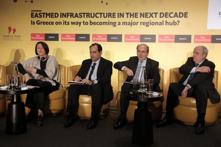 Γιώργος Περιστέρης: Σημαντικά τα περιθώρια της Ελλάδας για μεγάλες επενδύσεις
