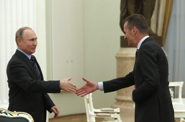 Οι επενδύσεις της Volkswagen στη Ρωσία στο επίκεντρο της συνάντησης Πούτιν – Ντις στη Μόσχα