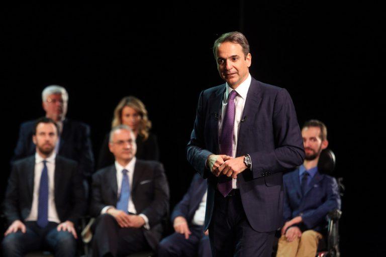 Κυριάκος Μητσοτάκης: «Αξίζουμε καλύτερα στην Ελλάδα και στην Ευρώπη»