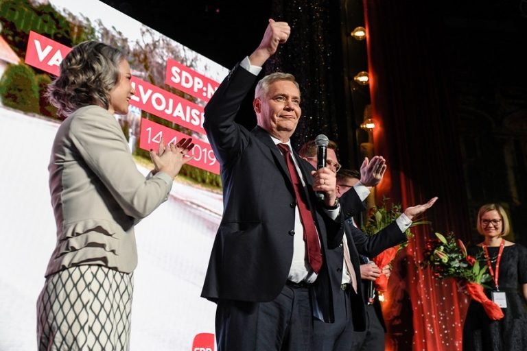 Φινλανδία: Οριακή νίκη των Σοσιαλδημοκρατών- Ήττα για την κεντροδεξιά συμμαχία