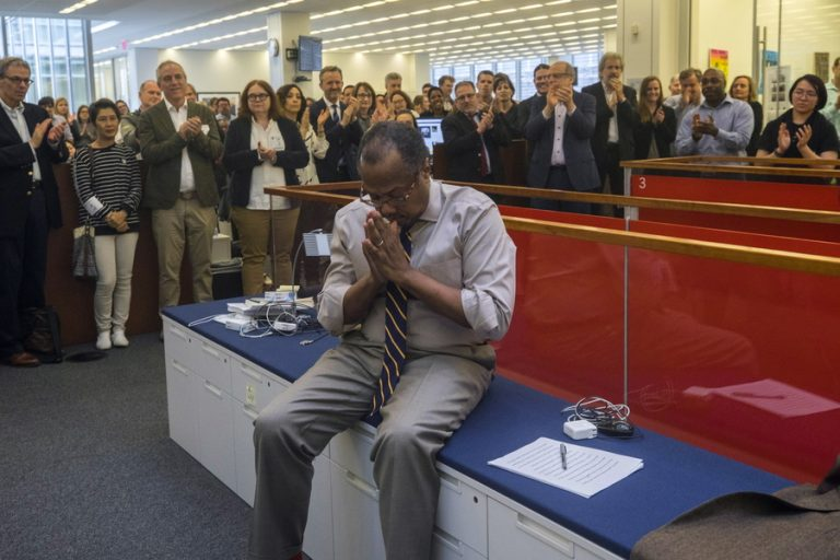 Βραβεία Πούλιτζερ: Η θλίψη κάλυψε την περηφάνεια για την εφημερίδα Capital Gazette