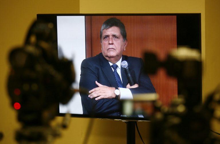 Αυτοκτόνησε ο πρώην πρόεδρος του Περού Άλαν Γκαρσία που εμπλεκόταν στο σκάνδαλο διαφθοράς Odebrecht