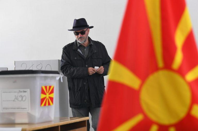 Προεδρικές εκλογές στην Βόρεια Μακεδονία σήμερα στον «απόηχο των Πρεσπών»