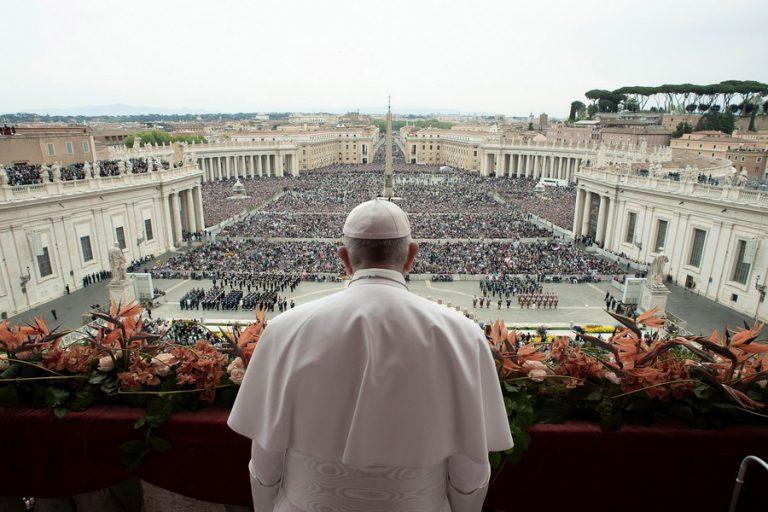 Έκτακτα μέτρα λαμβάνει η Καθολική Εκκλησία- Αναστέλλονται οι λειτουργίες λόγω κορωνοϊού