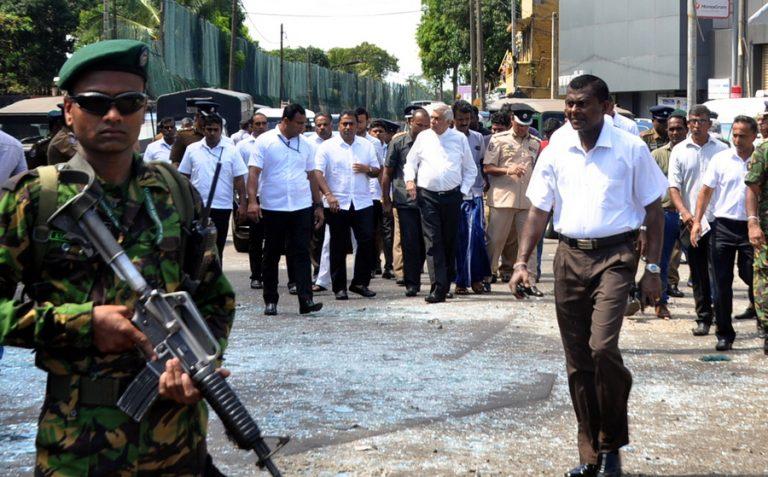 Λιγότεροι οι νεκροί στην Σρι Λάνκα από τους αριθμούς που ανακοινώθηκαν αρχικά