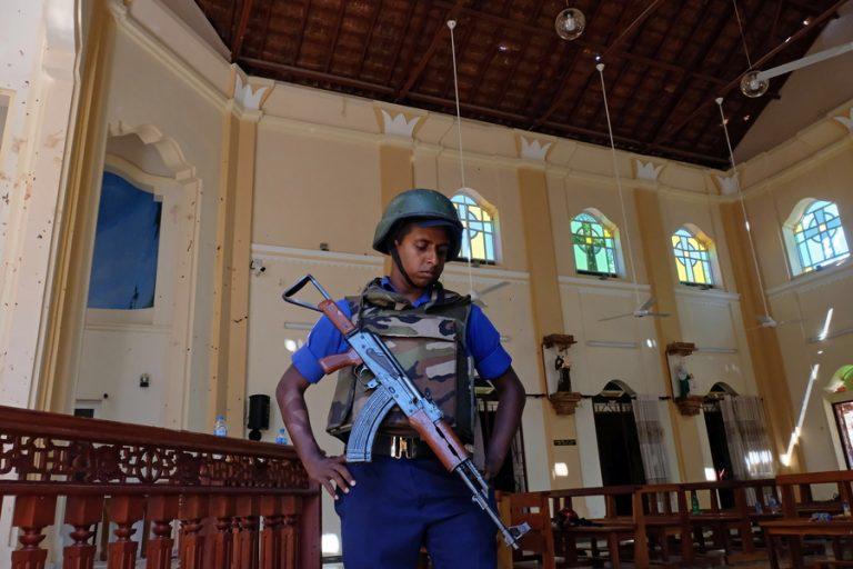 Ο αρχηγός της αστυνομίας της Σρι Λάνκα είχε προειδοποιήσει για τον κίνδυνο τρομοκρατικής επίθεσης